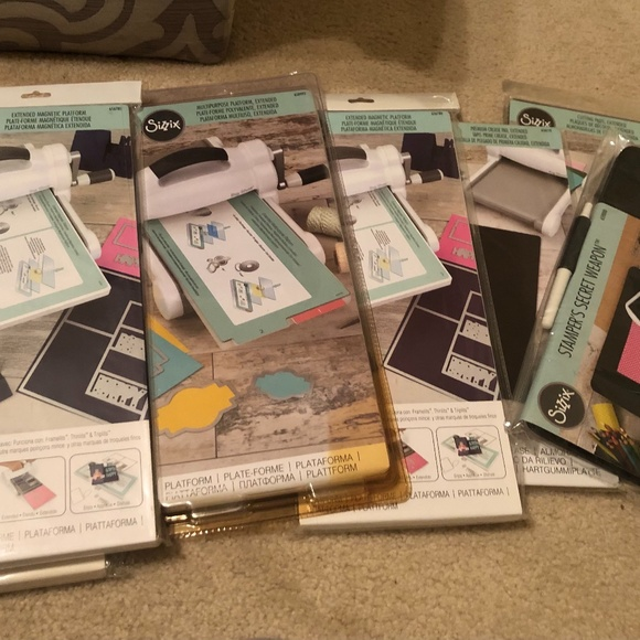 All New Bundle of Sizzix